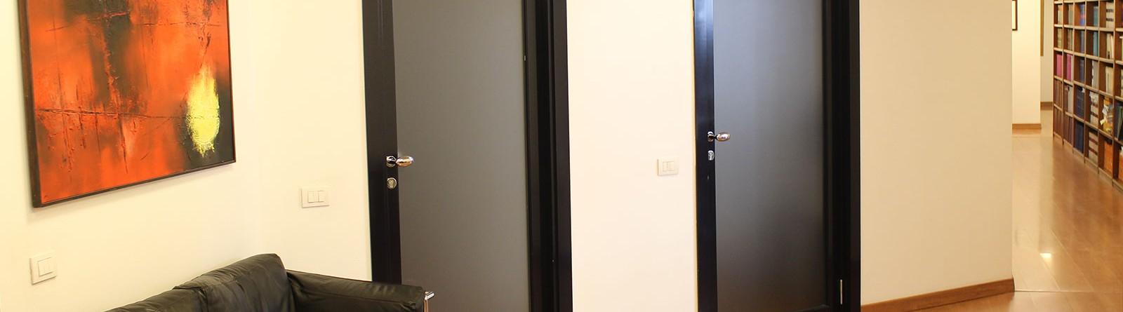 Corridoio dietro
