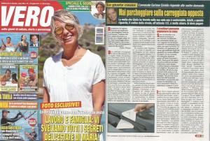 Vero n29, Corinne Ciriello, luglio 2017
