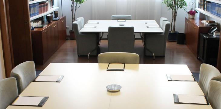 Sala riunioni doppia